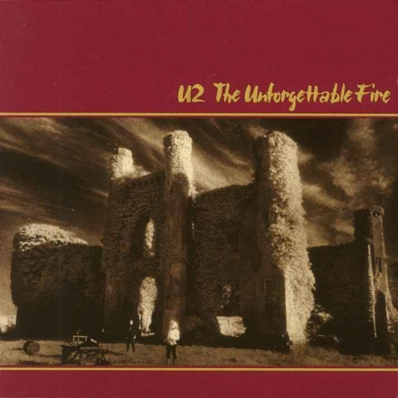 Artwork The Unforgettable Fire